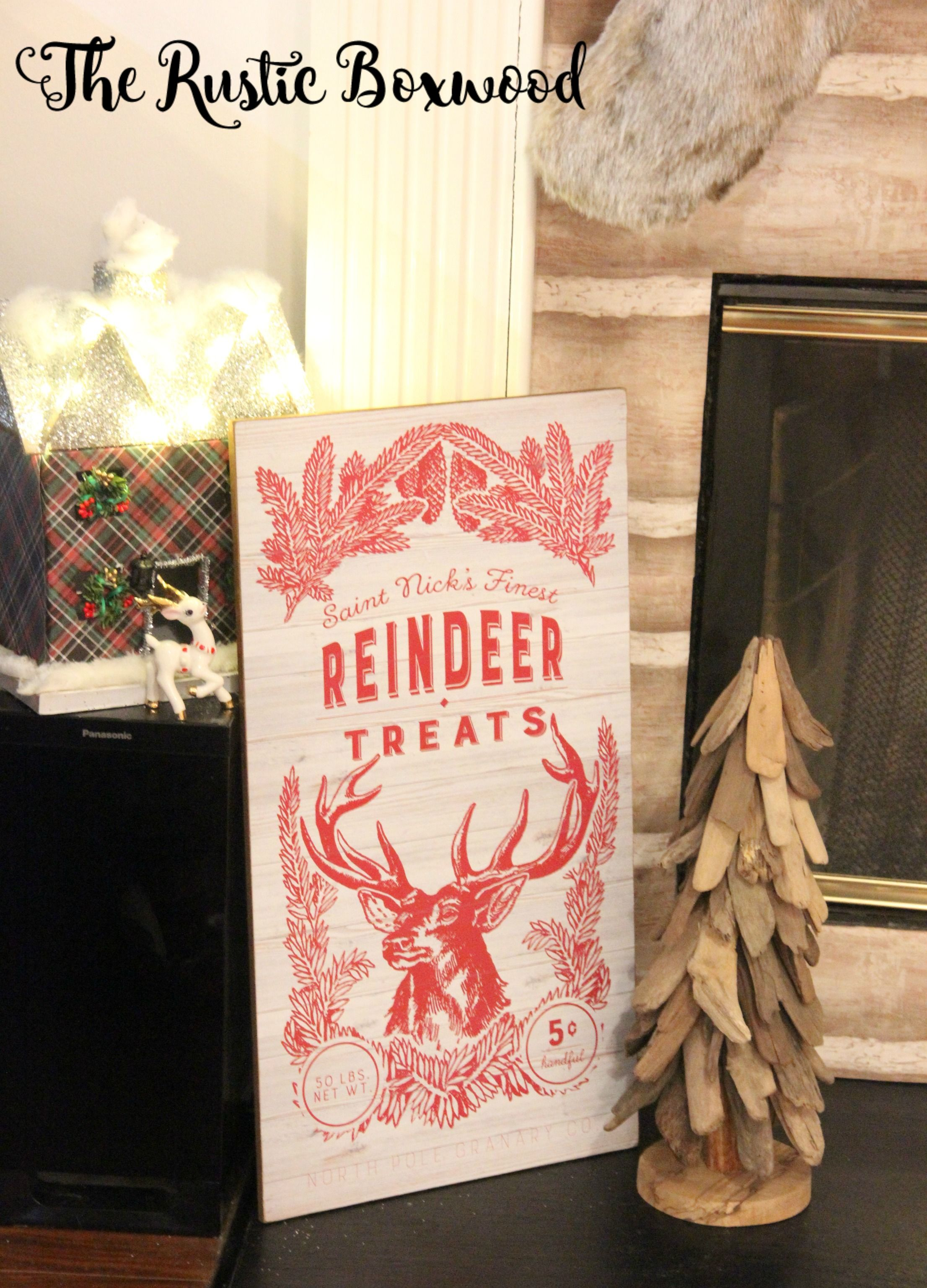 Decorating for Christmas with Home Decorators Collection