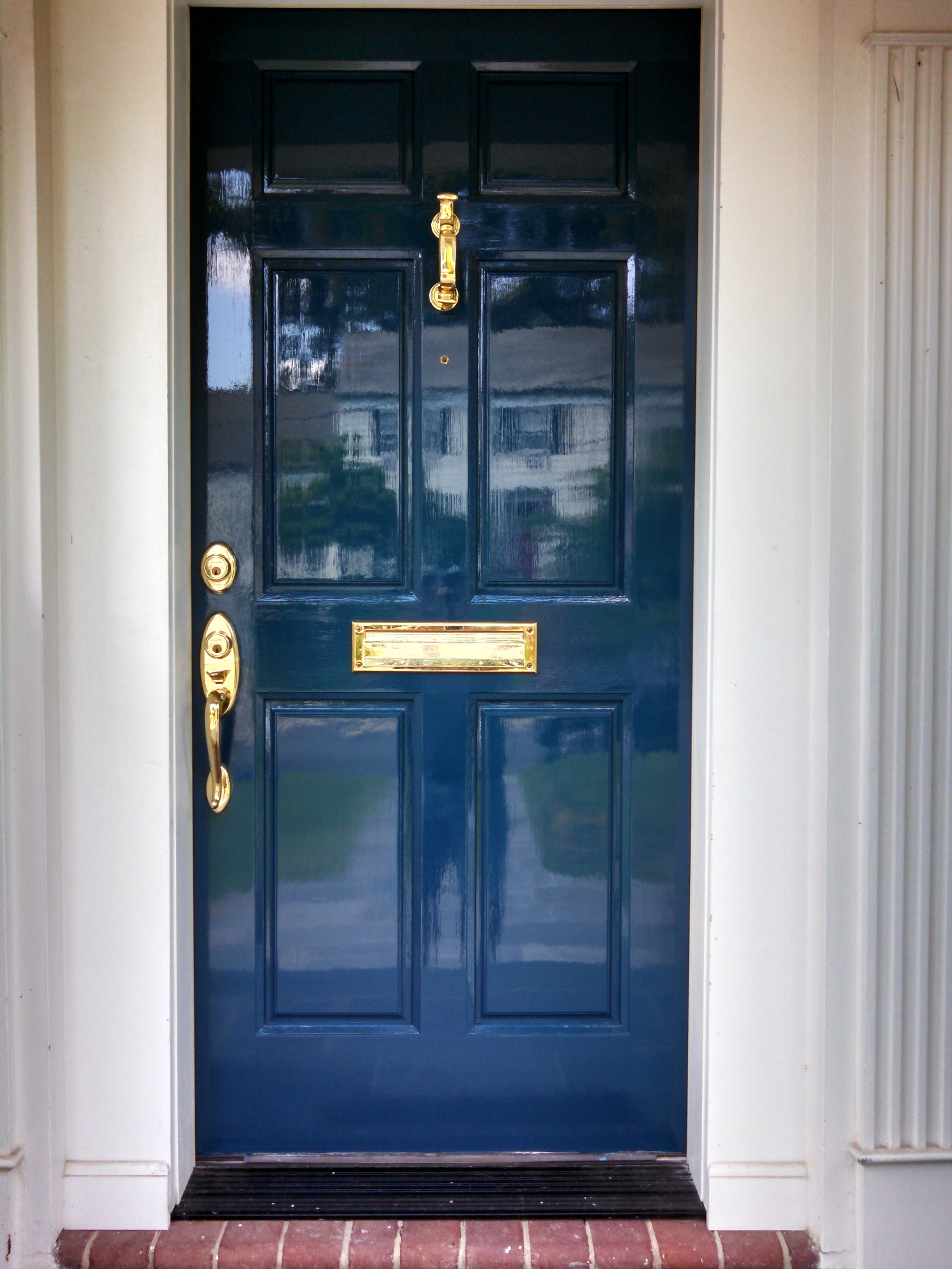 Dark blue front doors - Find This Pin And More On Beautiful Doors Windows