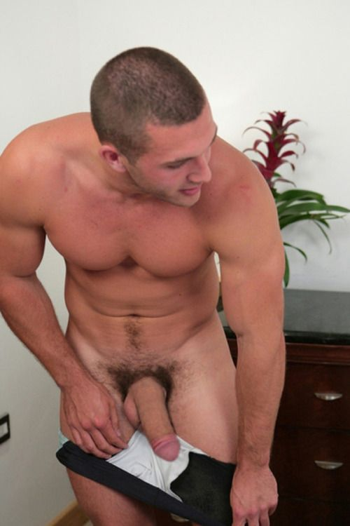 Hung thick cock