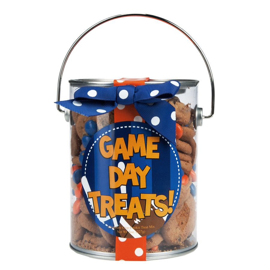 Oh, Sugar! University of Illinois Nam's Bits Game Day Treat Can