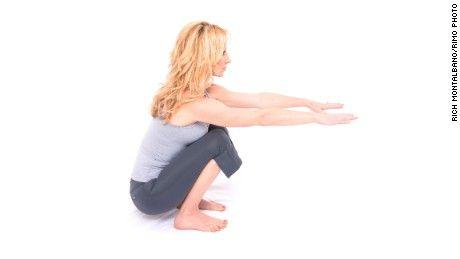 sleep better with six minutes of bedtime yoga  sleep yoga
