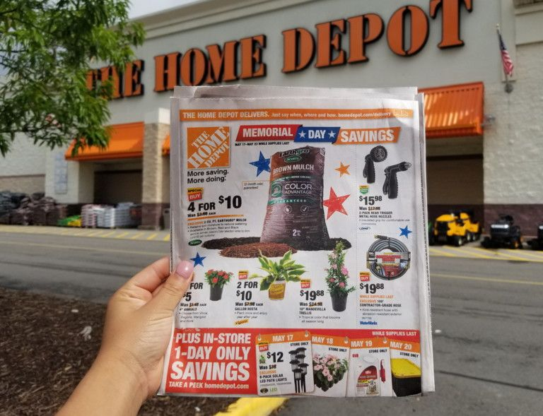 The Best Memorial Day Deals At Home Depot Lowe S Home Depot Home Depot Hours Memorial Day