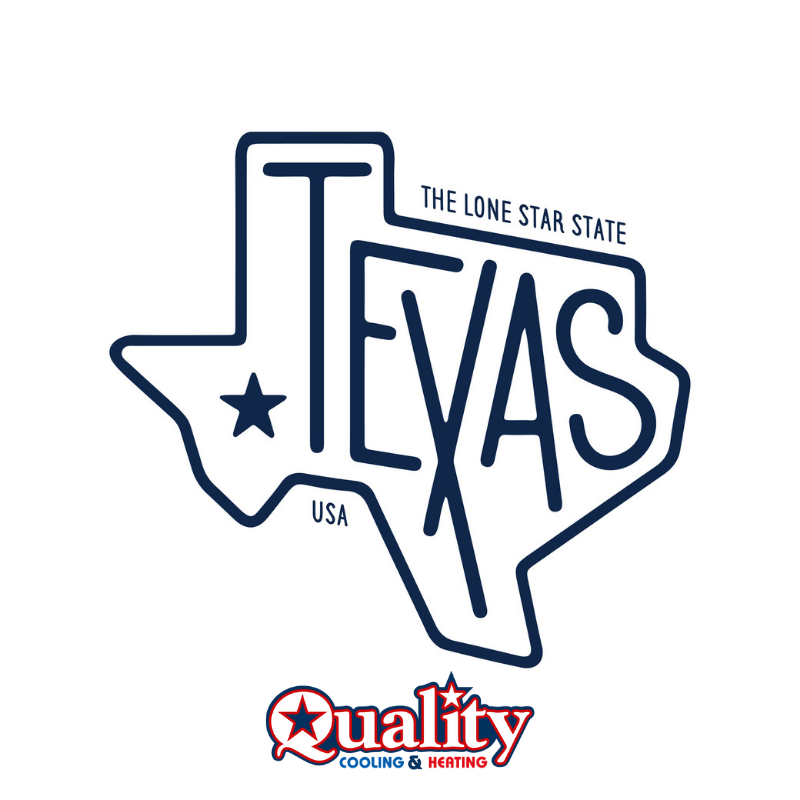 Happy National Texas Day! Hvac contractor, Hvac, Heating