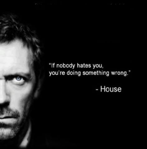 Dr House House Md Quotes Dr House Quotes House Quotes