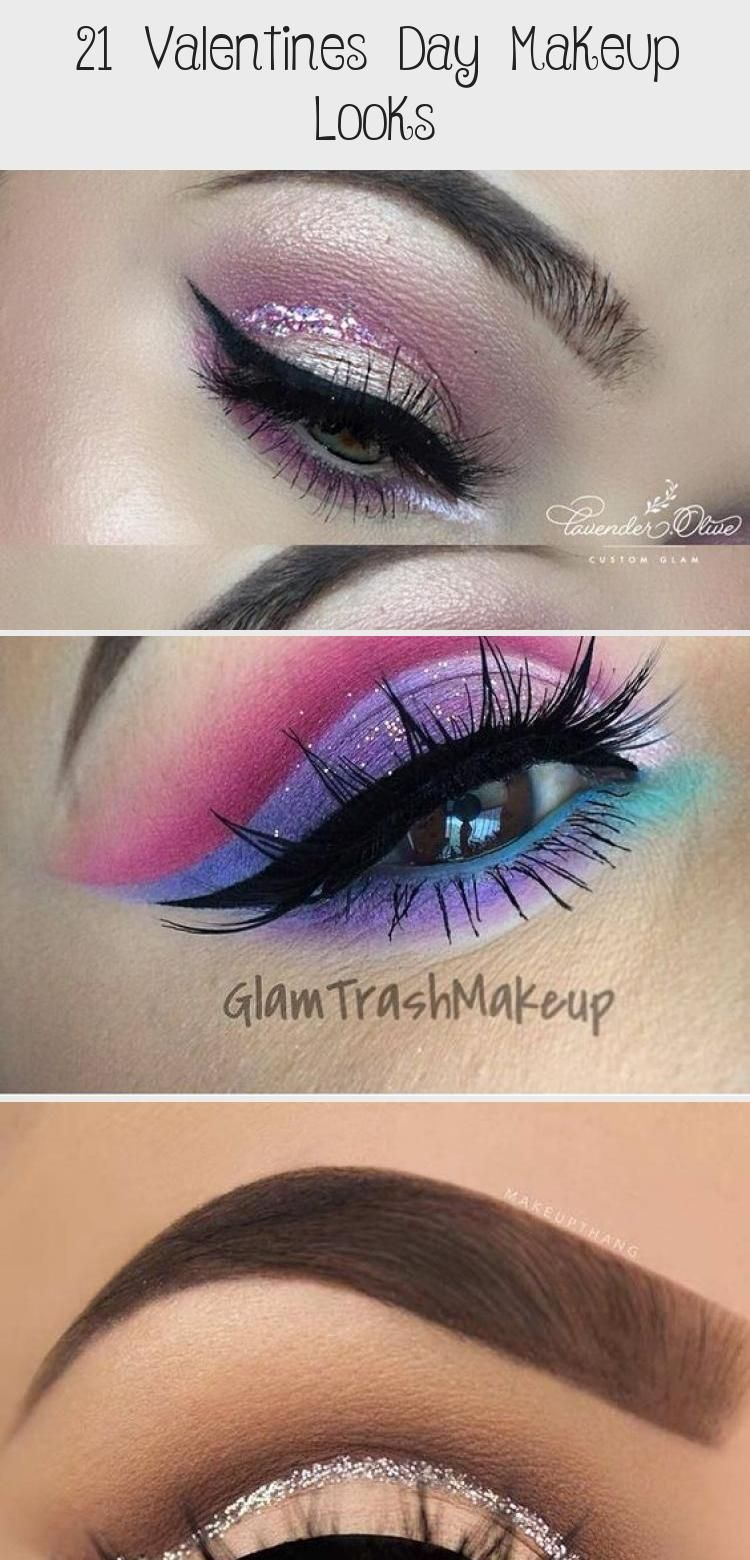 Photo of 21 Valentines Day Makeup Looks – Eye Makeup