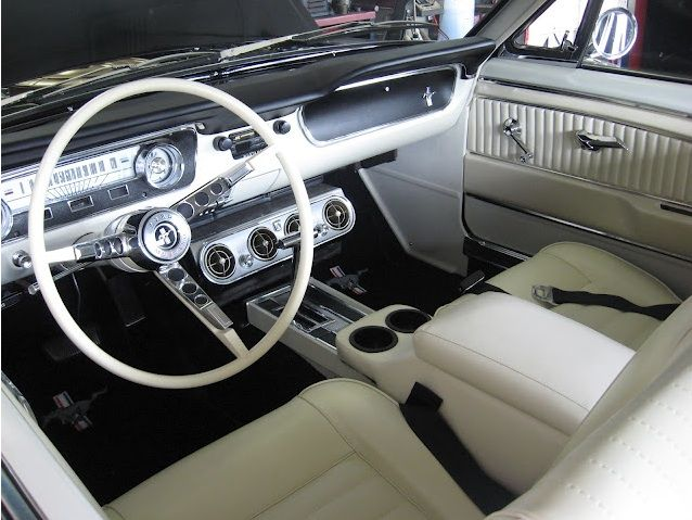 1965 ford mustang interior wilson auto repair in texas - Auto interior restoration products ...