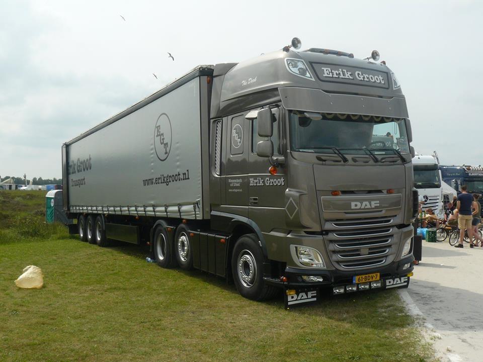DAF - truck