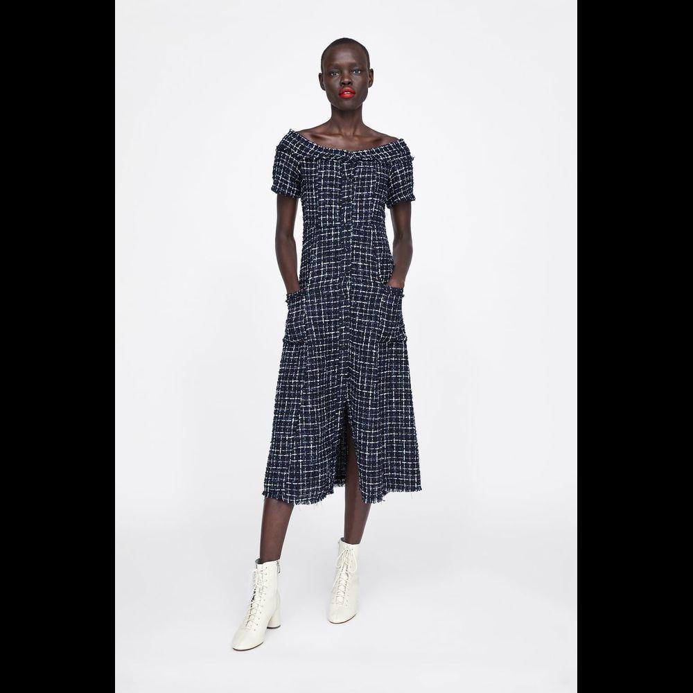 Les plus belles robes Zara en soldes qu'on va porter tout l