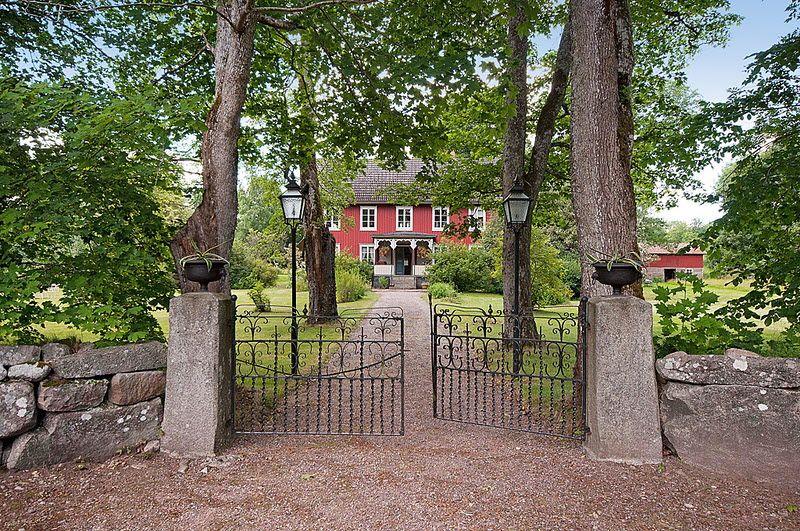 Prästgård i Småland