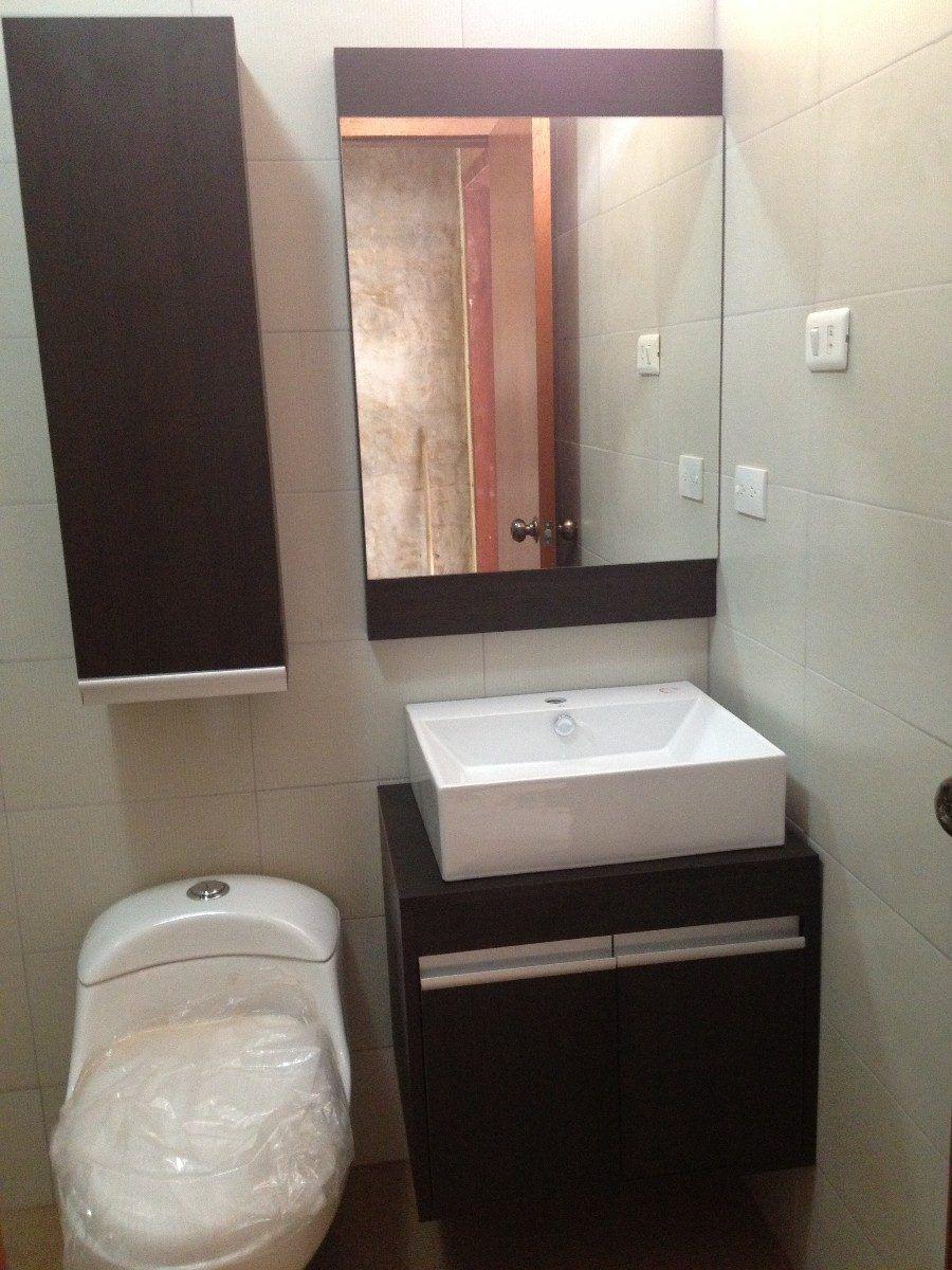 muebles para cuartos de bao modernos