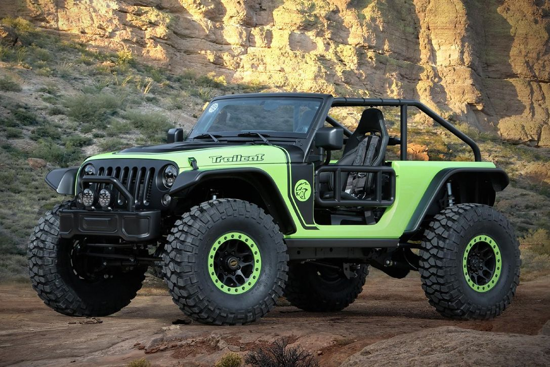 2017 jeep wrangler concept design 2017 - 2017 Jeep Wrangler Trailcat Concept 01