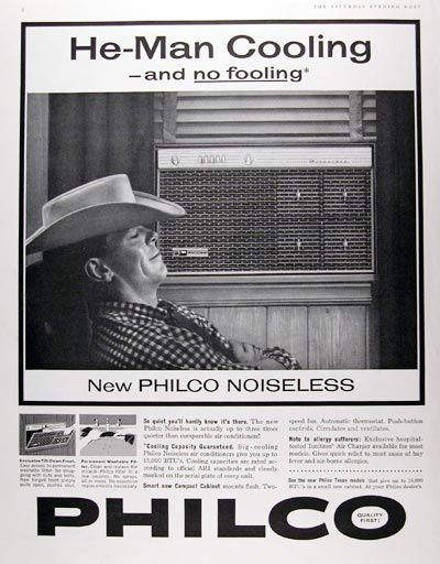 1959 Philco Air Conditioner 017463 Vintage Ads Ads Print Ads
