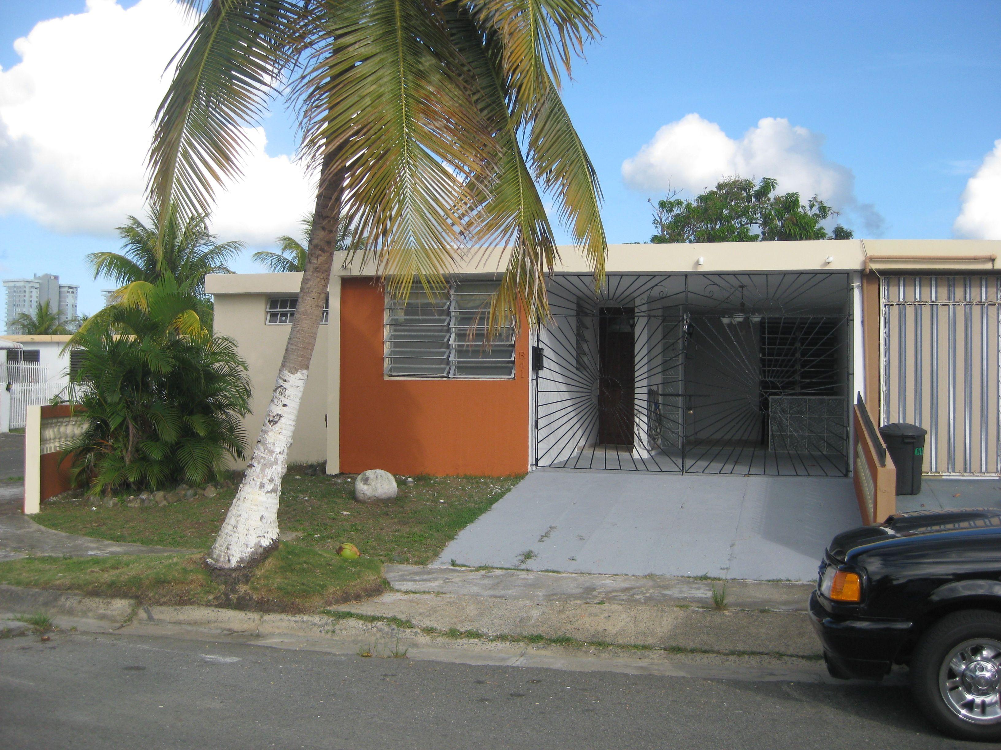 Brisas Del Mar Community Luquillo Puerto Rico House For
