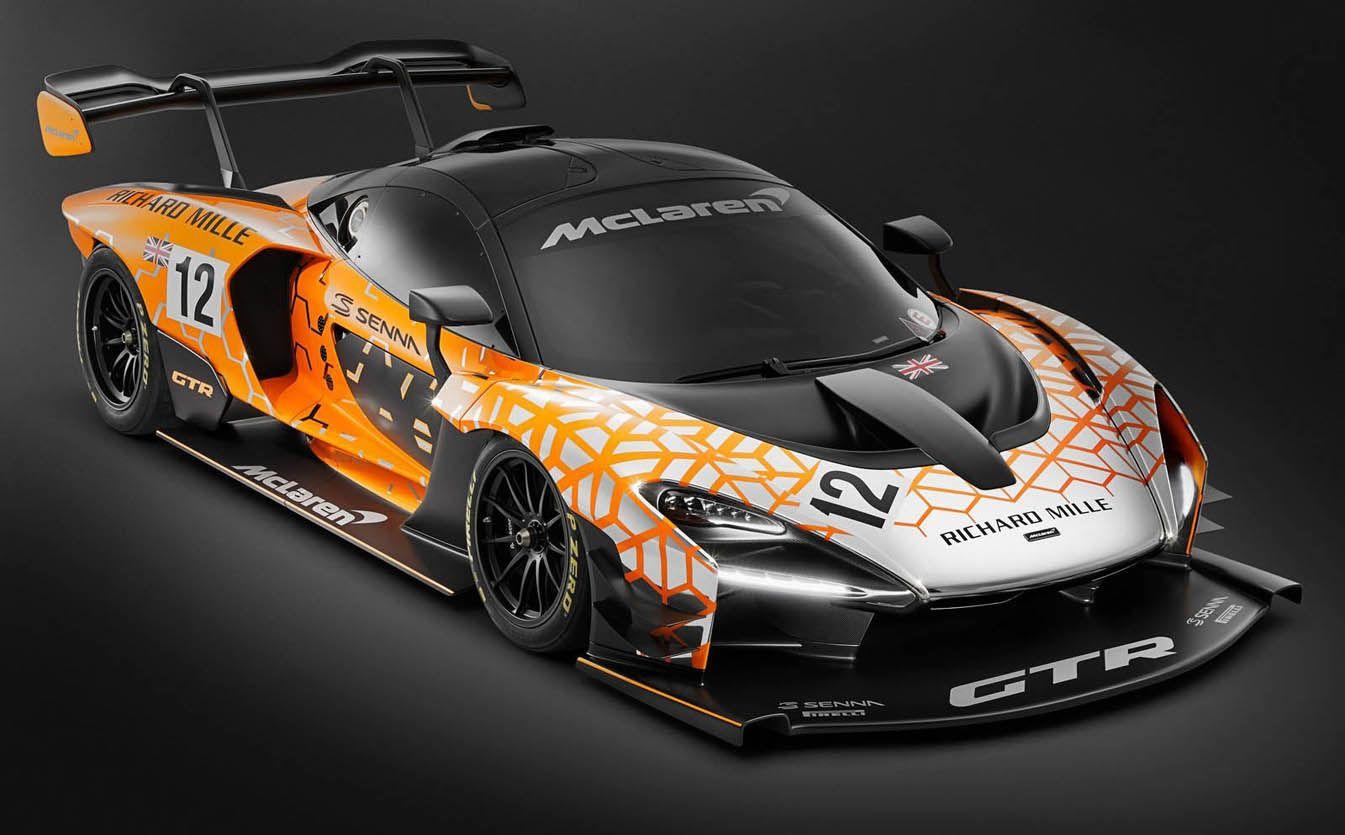 ماكلارين سينا جي تي آر 2019 الأقوى والأكثر تطورا موقع ويلز Gtr Super Cars Mclaren