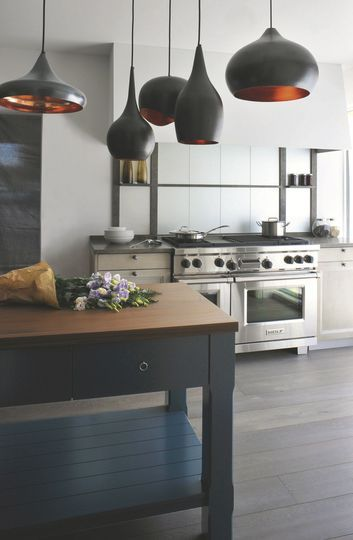 Cuisine Contemporaine : Moderne, Chic, Urbaine  | Kitchen