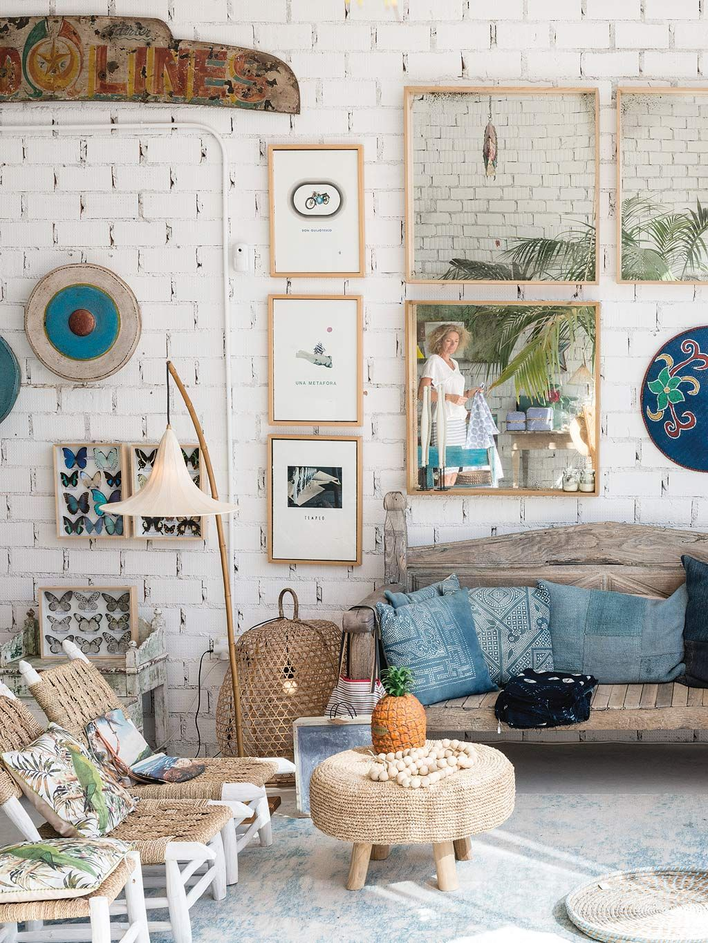 COCOON bohemian chic house inspiration bycocooncom