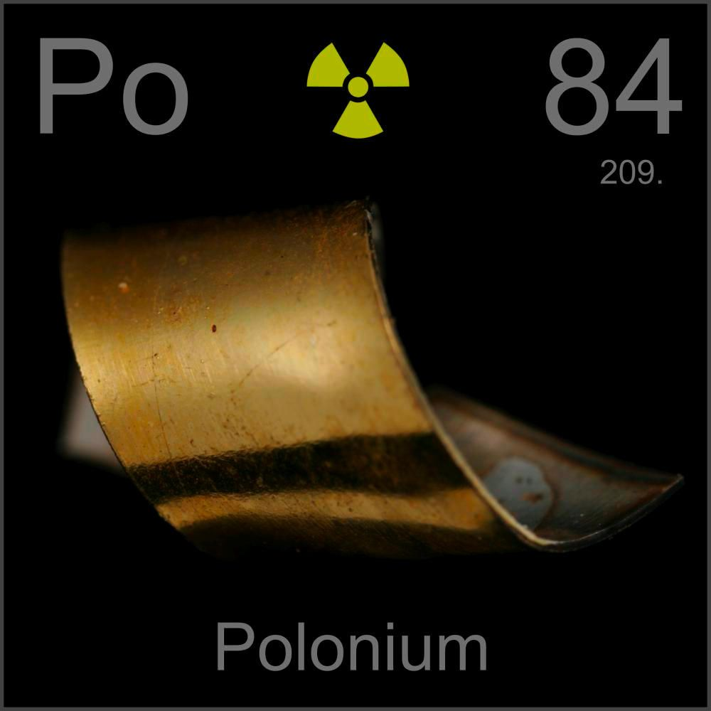 What is polonium polonium is a chemical element with the symbol po what is polonium polonium is a chemical element with the symbol po and atomic number 84 discovered in 1898 by marie curie and pierre curie urtaz Image collections