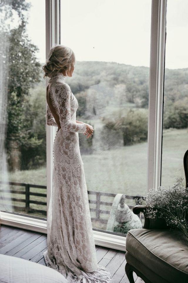 Brautkleider, Brautkleider, Langarm Brautkleid, Planungstipps für die Hochzeit … – Damen Kleider