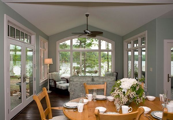 Unique Windows for Sunroom Options