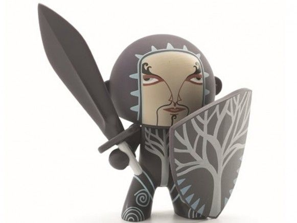 djeco arty toys ritter prince of woods  ritter schwert