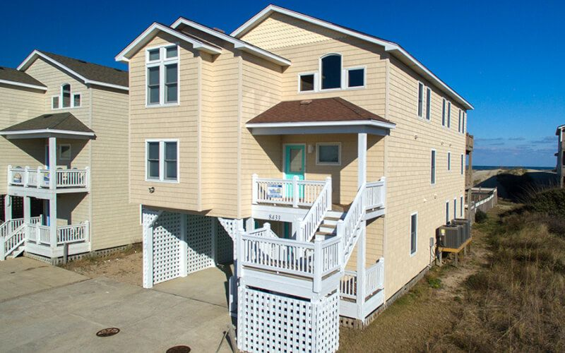 THE OLD SWELL 149 located In SOUTH NAGS HEAD MP 19 NAGS HEAD - 10 bedroom vacation rentals