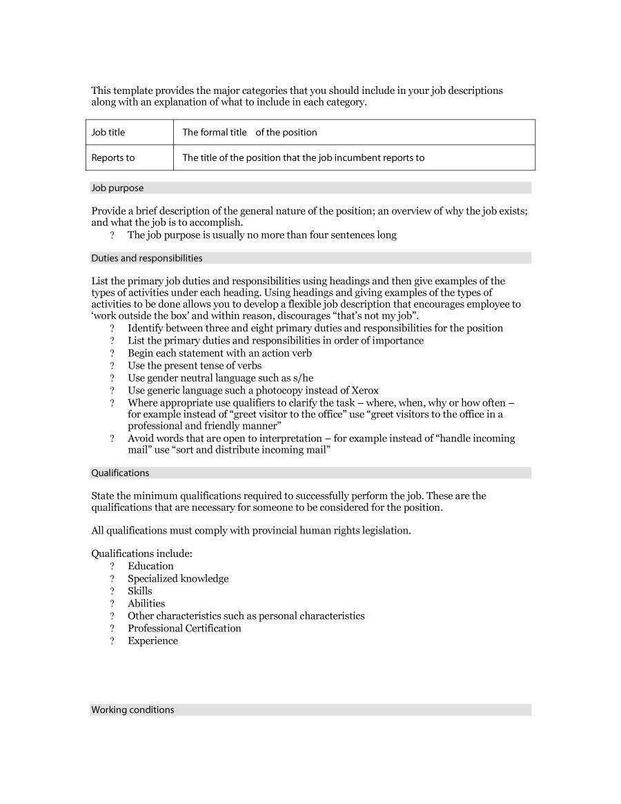 Internal Job Posting Human Resource https//www