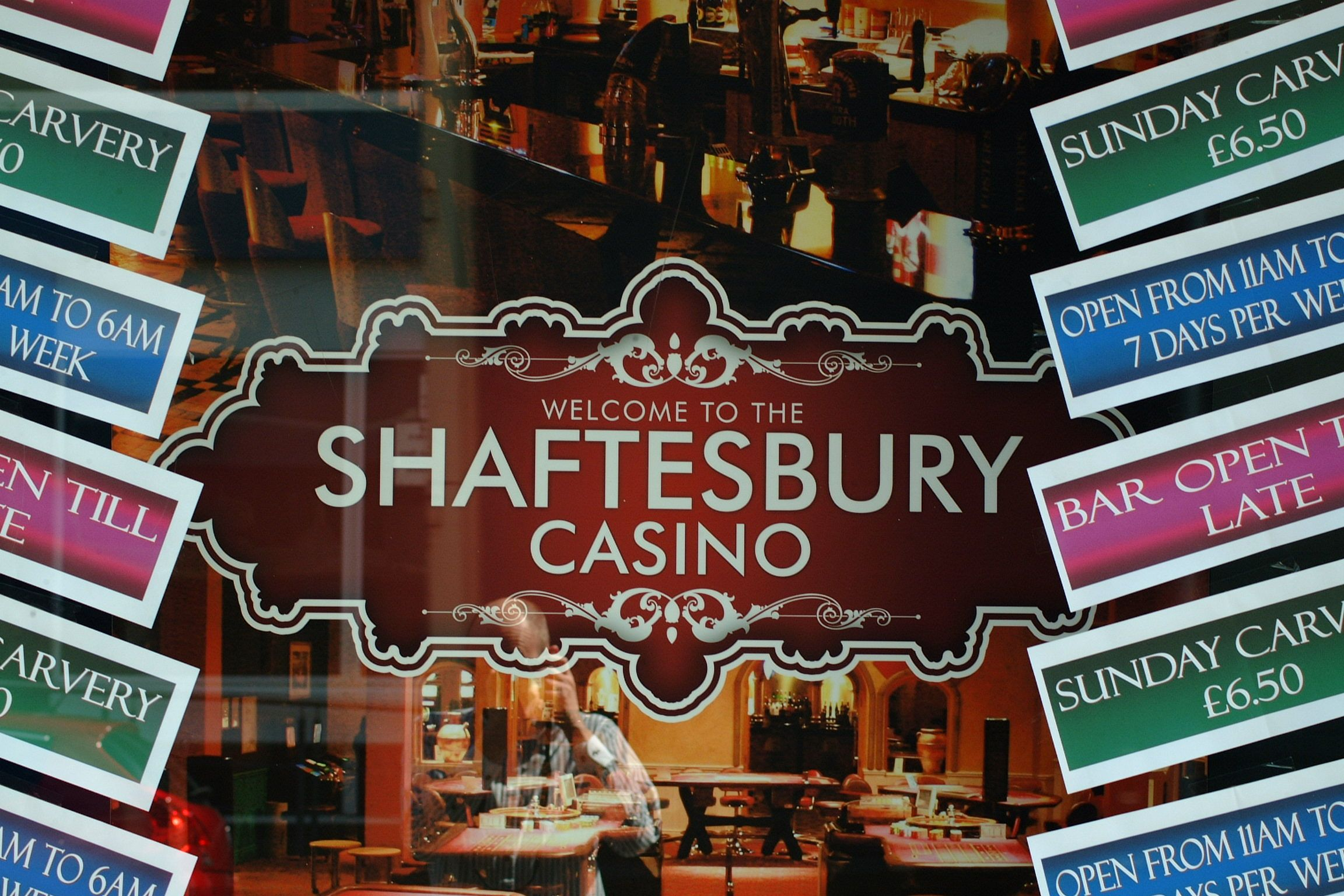 Shaftesbury casino west bromwich poker what slot machines pay the best
