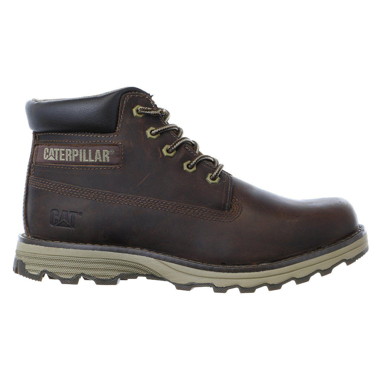 60c374e2d57e1d Caterpillar Founder Chukka Boot Work Safety Shoe - Mens