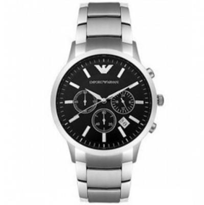 Men s EMPORIO ARMANI Ceramics Classic Watch AR2434   armani watches ... 82692aee45