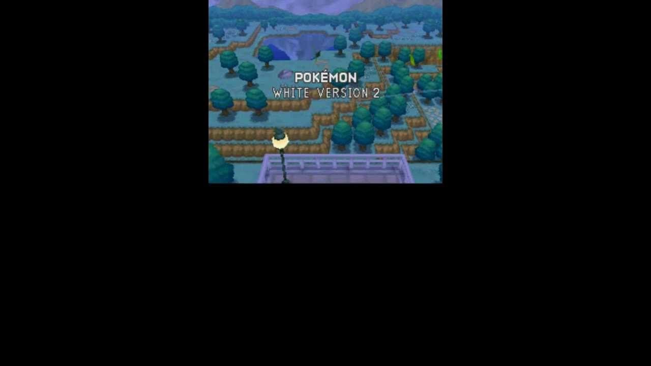pokemon white rom