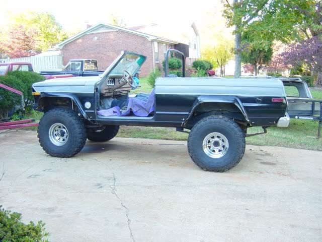 Pics Of A Convertible Fsj International Full Size Jeep