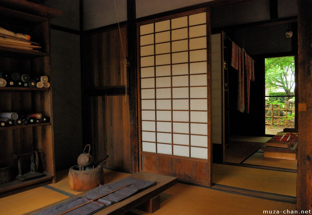 traditional japanese house interior photo - 3 & traditional japanese house interior photo - 3 | Coolesque ...