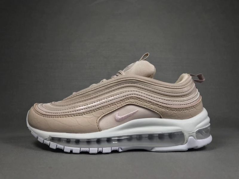 f2143d04d6 2018 How To Buy Women Nike Air Max 97 Silt Red Pink Snakeskin 917646 600