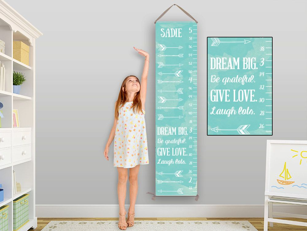 Growth Chart for Girls