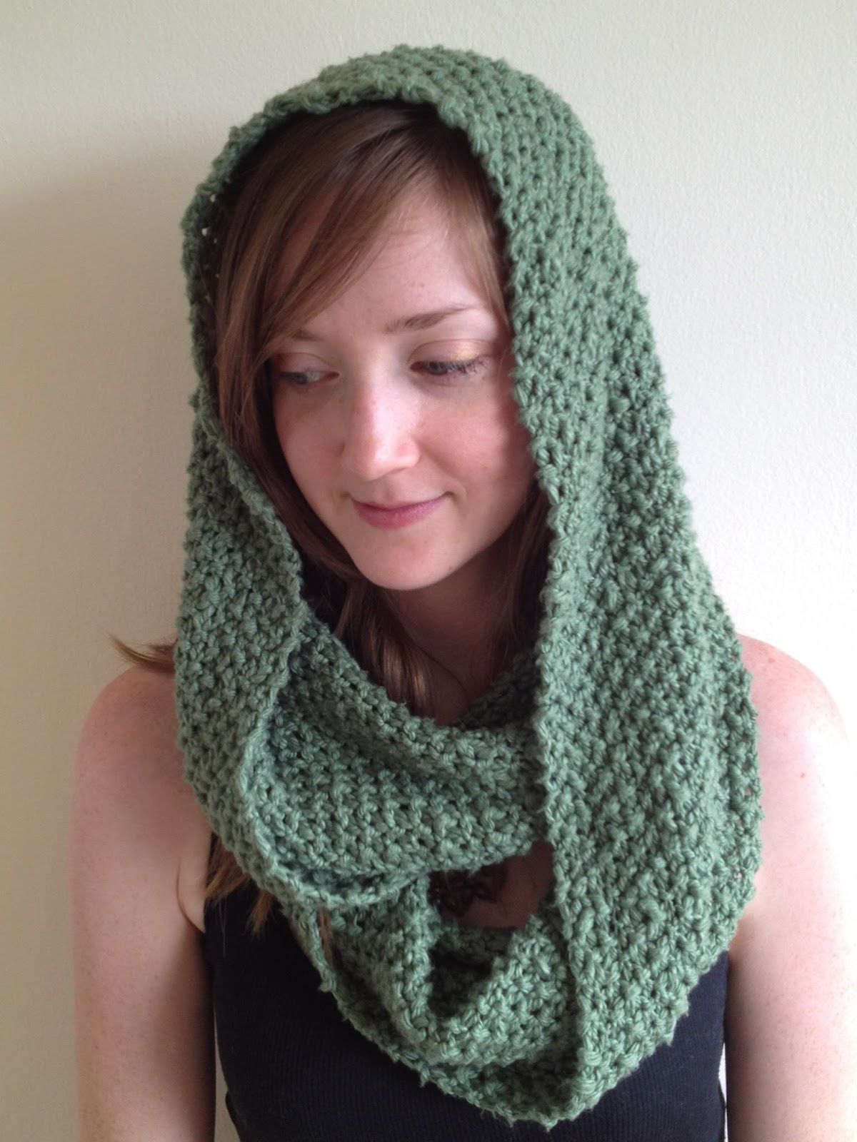 How to crochet a wear infinity scarf rare photo