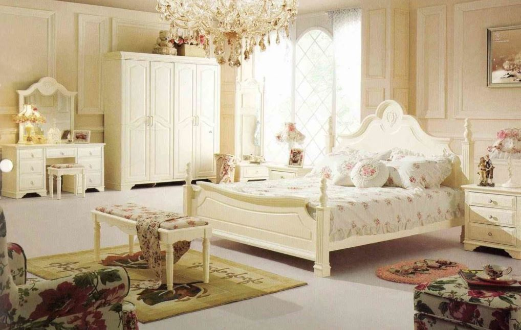 Best How To Decorate A Charming 1950S Bedroom Country Bedroom 640 x 480