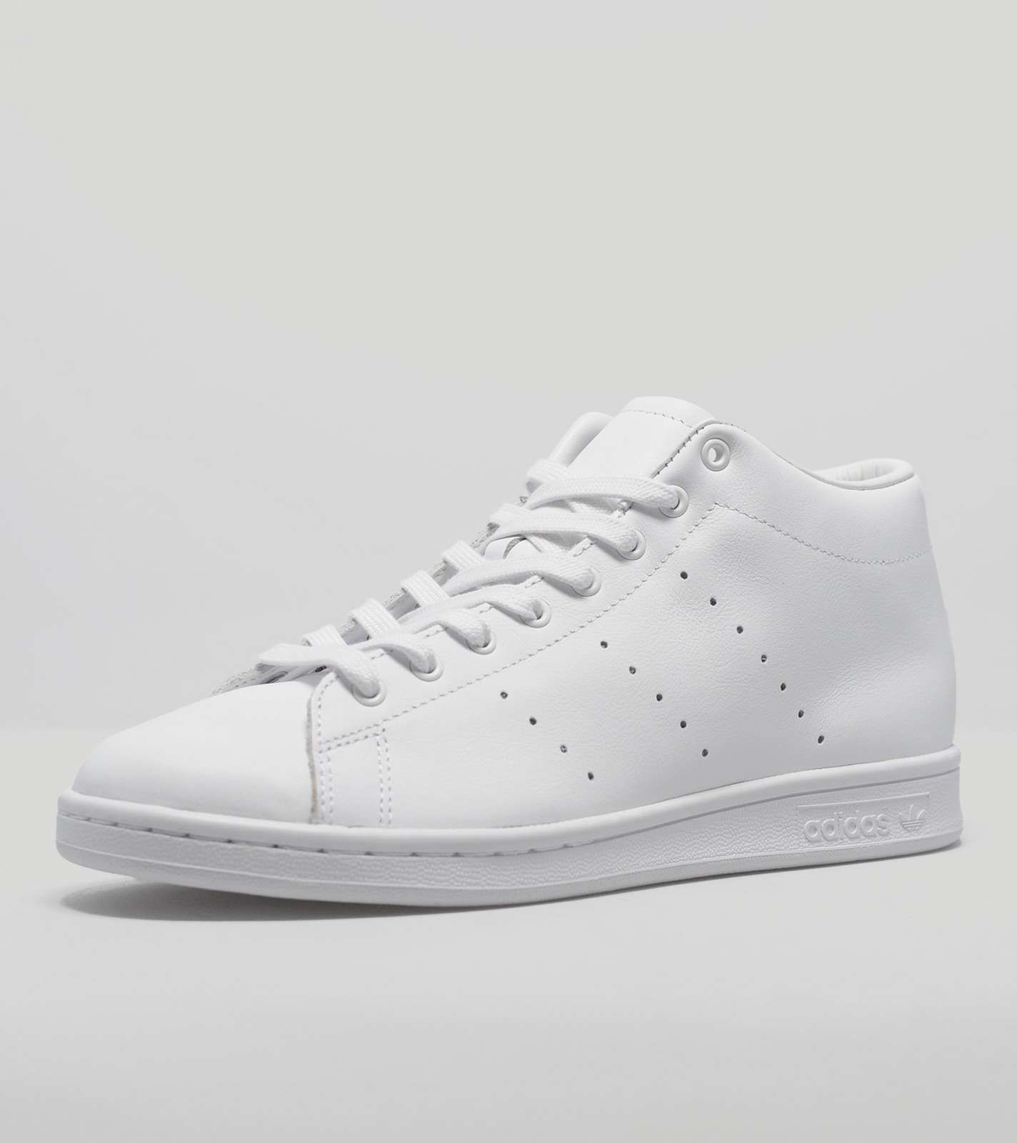 adidas originals rayado lo leather trainers white