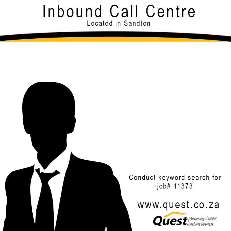 new call centre jobs in sandton  seek job  11373