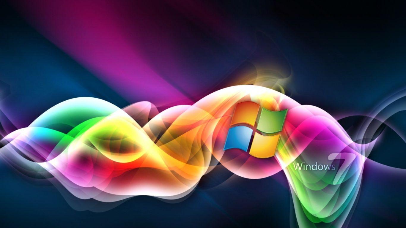 Windows 7 Abstract Wallpaper Hd Wallpapers Free Desktop Wallpaper Windows Desktop Wallpaper Free Animated Wallpaper