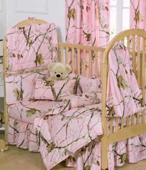 Unique Realtree Camo Baby Bedding