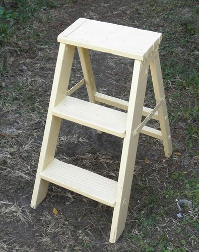 Lovely Wood Step Stools Furniture