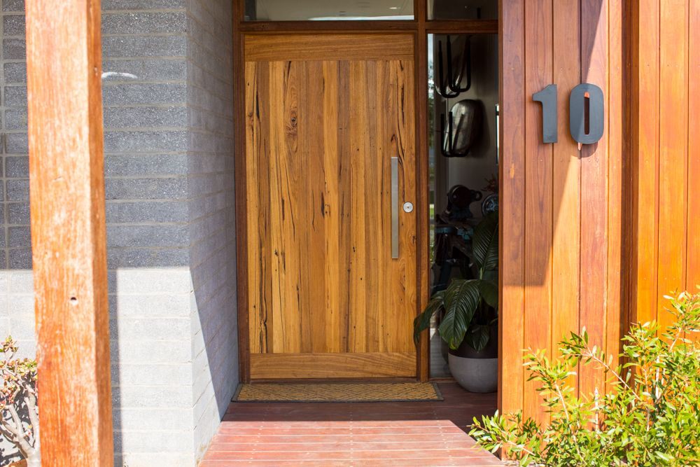 Custom Recycled Timber Doors Australian hardwood solid timber ...
