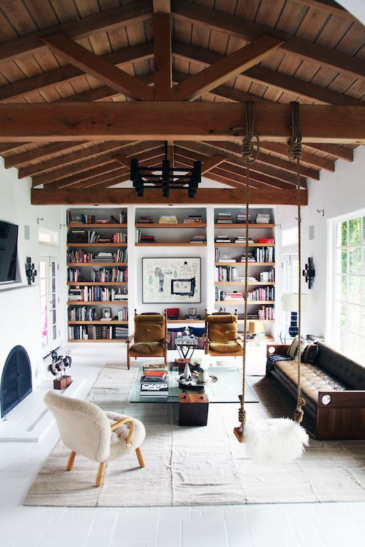Cosy interior, what do you mean?