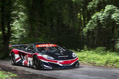 McLaren MC4-12c