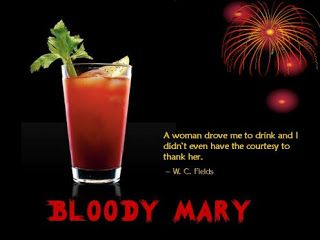 Japanese Style Bloody Mary