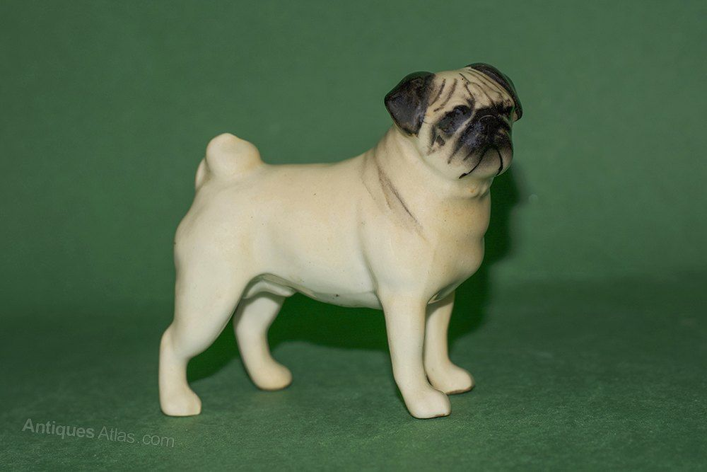 Beswick Pug Small Model No 1998 Antiques In 2019 Pugs