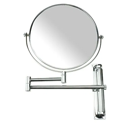 Lansi 10x Magnifying Wall Mounted Makeup Mirror Best Offer Furniturev Com In 2020 Wall Mounted Makeup Mirror Double Sided Mirror Makeup Mirror