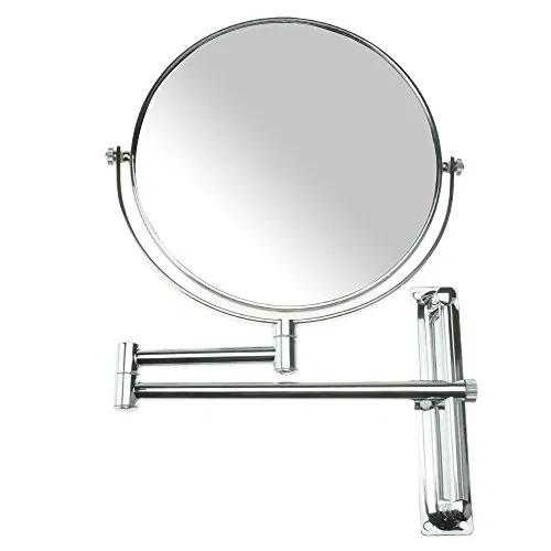 Lansi 10x Magnifying Wall Mounted Makeup Mirror Best Offer Furniturev Com In 2020 Wall Mounted Makeup Mirror Double Sided Mirror Makeup Mirror
