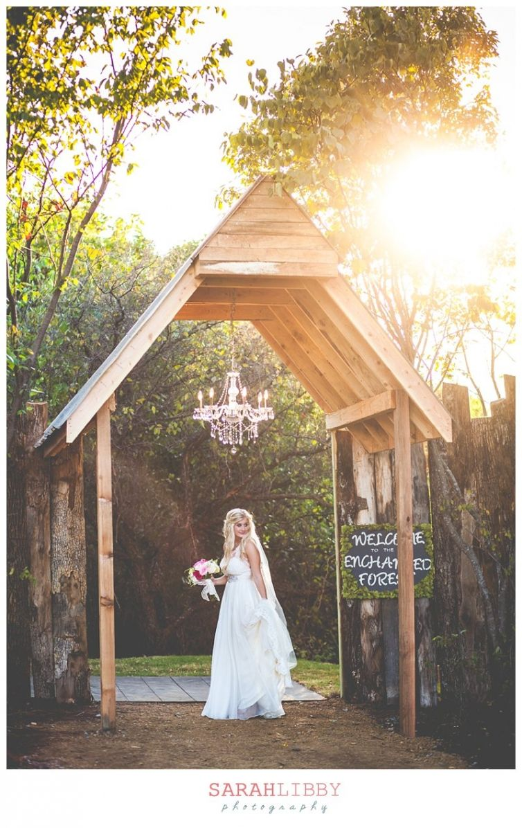 Southwind Hills Enchanted Forest: Oklahoma Outdoor Wedding ...