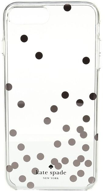 Kate Spade New York - Confetti Rose Gold Foil Phone Case for iPhone 7 Plus  Cell
